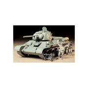 35149 1/35 Russian T34/76 ChTZ Kit Multi-Colored