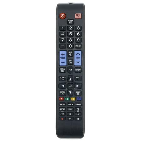 Replacement TV Remote Control for Samsung UN60ES7500F Television - image 2 de 2