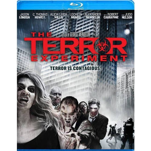 The Terror Experiment (Blu-ray) (Widescreen)