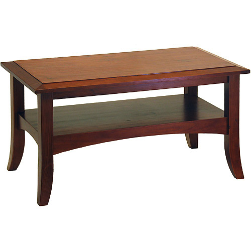 Craftsman Coffee Table, Antique Walnut