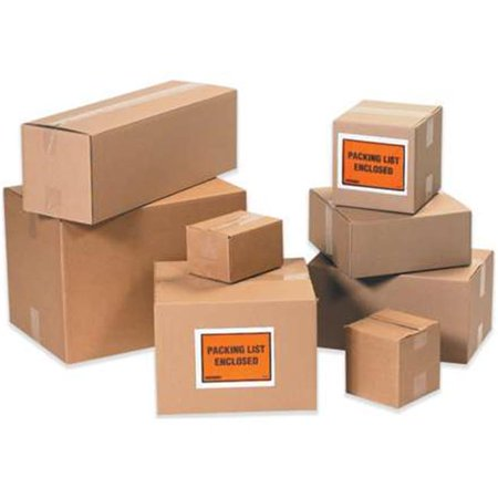 Box Partners 17179 17 X 17 X 9 In  200 Ect 32 Single Wall Corrugated Boxes Case  44  Pack Of 25