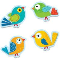 Carson-Dellosa Boho Birds Cut-Outs