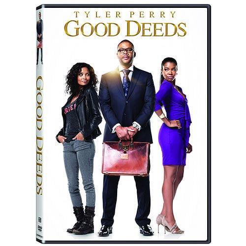 Tyler Perry's Good Deeds (With INSTAWATCH) (Widescreen)