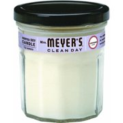 Mrs. Meyers Clean Day Scented Soy Candle, Lavender - 7.2 Oz