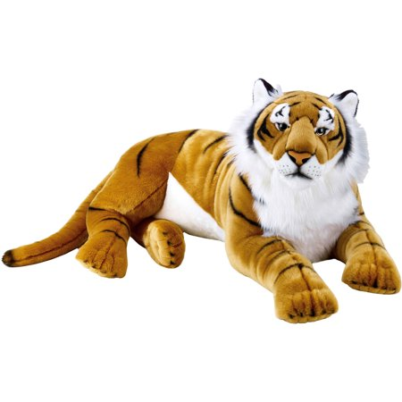 Lelly National Geographic Plush  Giant Tiger
