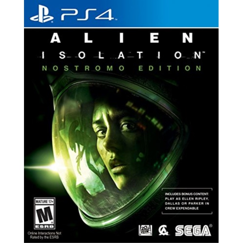 Alien: Isolation Nostromo Edition Playstation 4 by