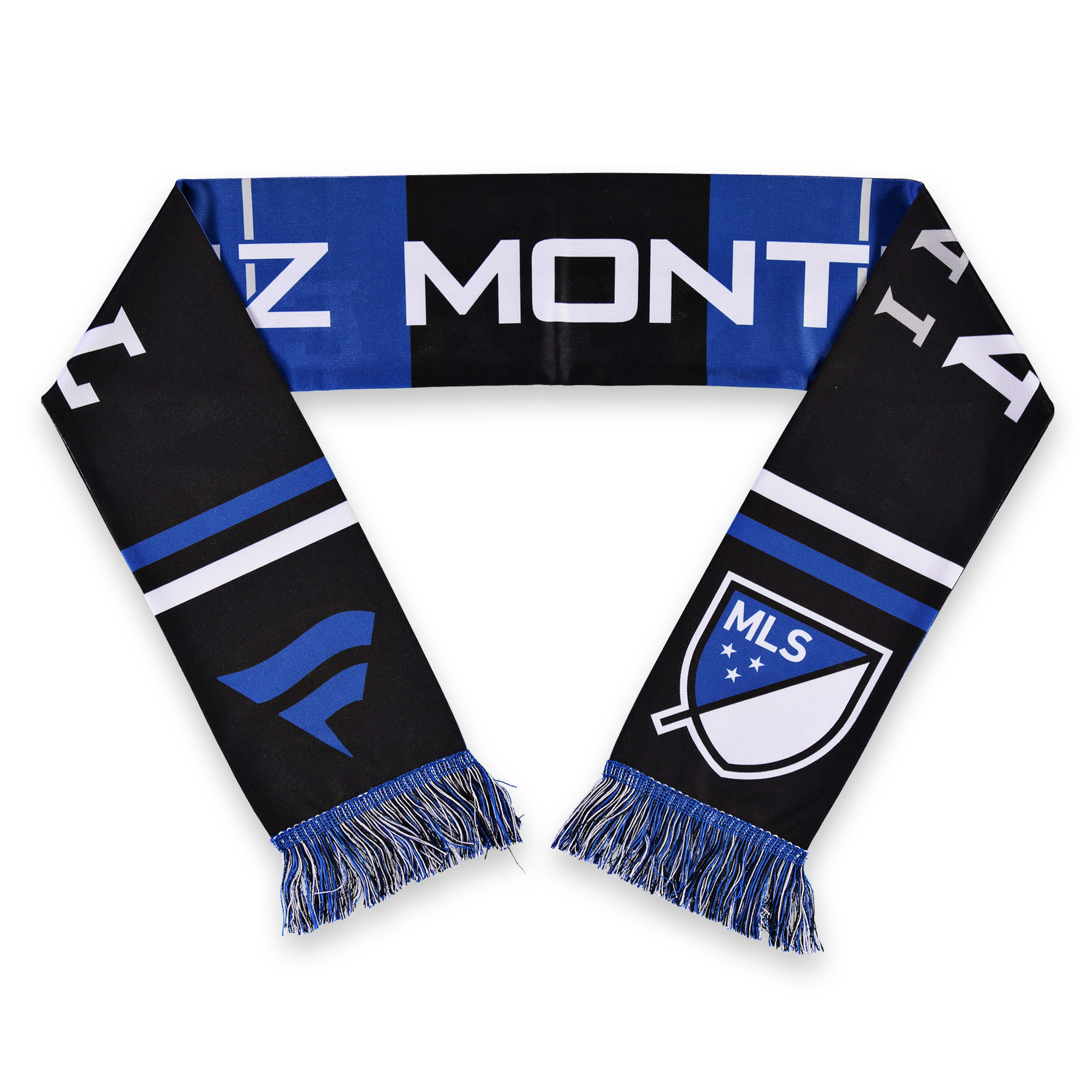 Montreal Impact Fanatics Branded Sublimated Jersey Scarf - OSFA