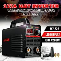 220V MMA ARC Stick Welder Digital Electric Welding Machine IGBT Inverter