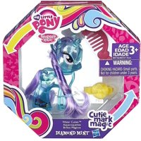 My Little Pony Cutie Mark Magic Water Cuties Diamond Mint Figure