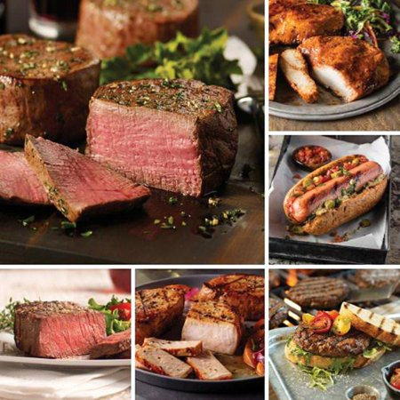 Omaha Steaks The Complete Cookout