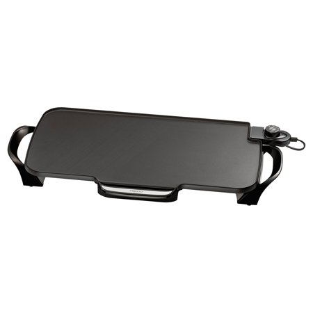 Presto 22-inch Electric Griddle with removable handles ()