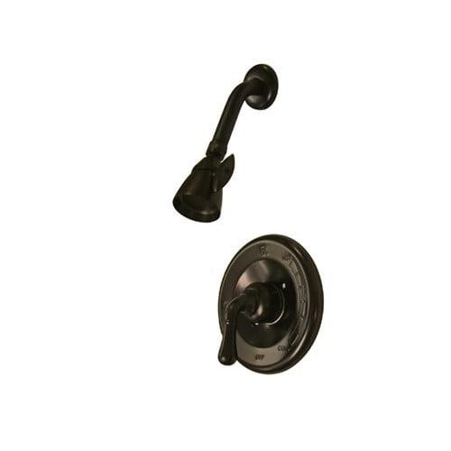 Elements of Design St. Charles Pressure Balanced Volume Control Shower Faucet
