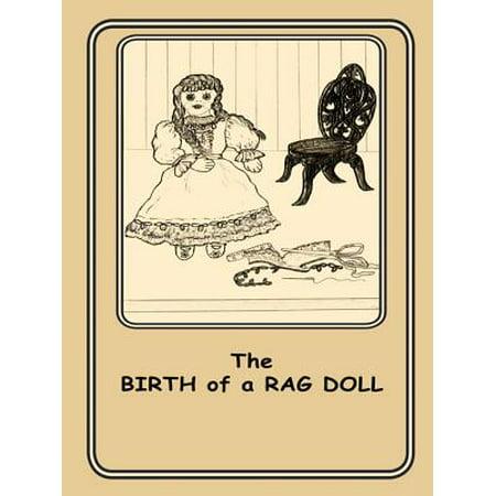 The Birth of a Rag Doll - eBook Rag Doll Note Cards
