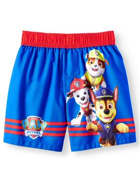 e804a2192c Product Image PAW Patrol Swim Trunks (Toddler Boys)