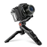 Vivitar Pistol Grip Tripod for Video & Photography with Slip Resistant Grip