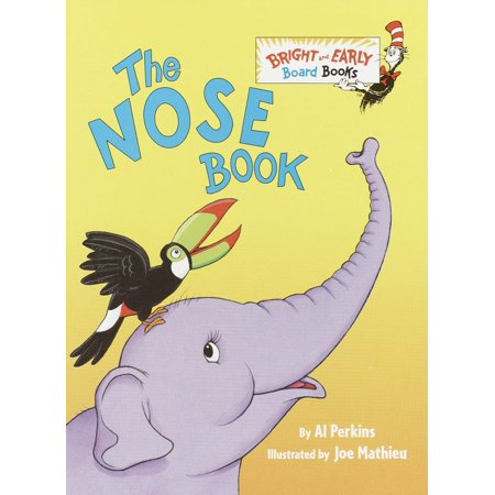 Nose Book (Board Book)