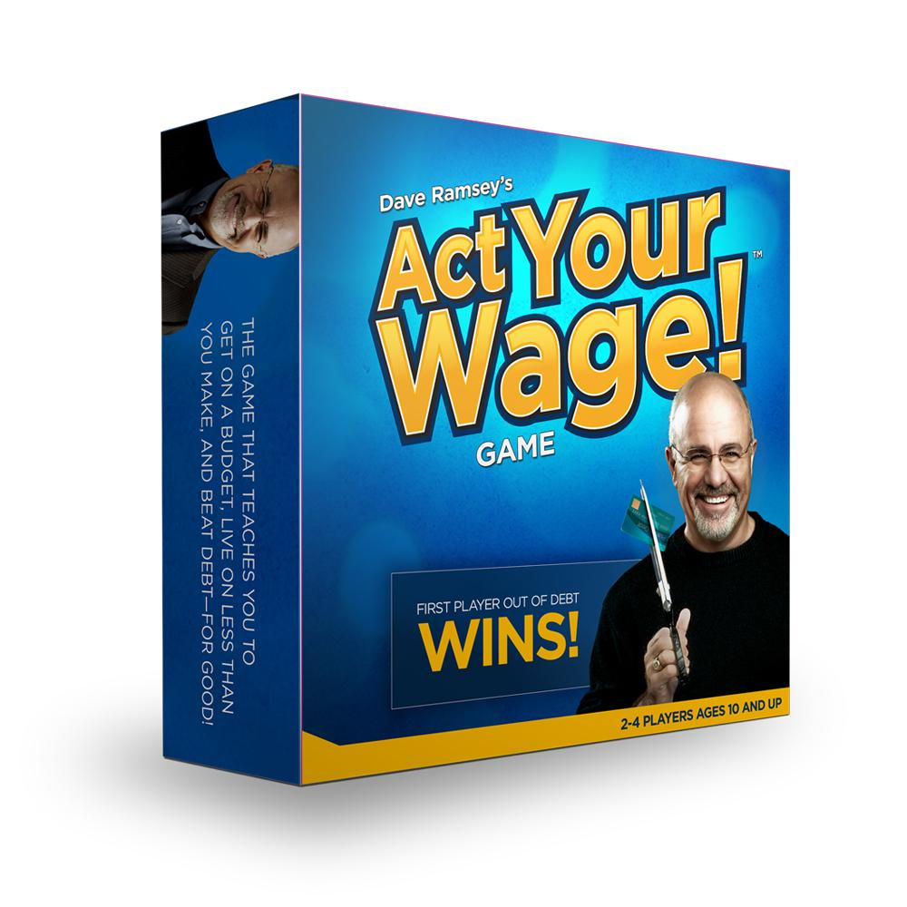 Dave Ramsey's Act Your Wage! (Other)