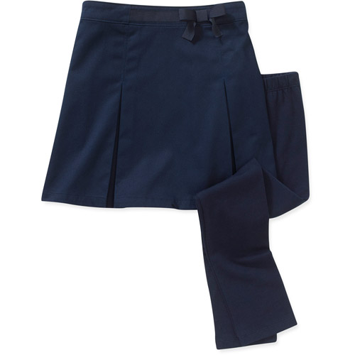 George School Uniforms Girls' Skirt and Legging 2 - Piece Set