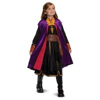 Frozen 2: Anna Deluxe Toddler Costume