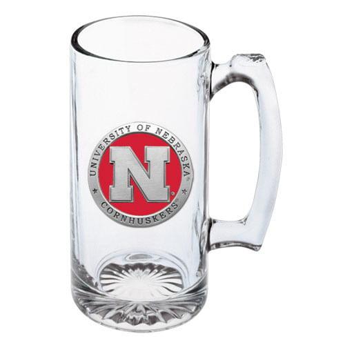 Nebraska Cornhuskers Super Stein Mug