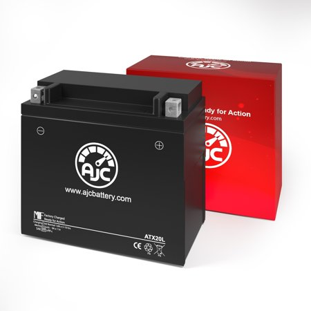 IMZ Ural Gear Up Ambassador 750CC Motorcycle Replacement Battery (2016) - This is an AJC Brand Replacement - image 2 de 4