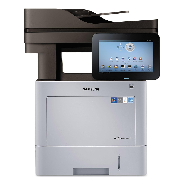 Samsung ProXpress M4583FX Multifunction Laser Printer/Copier/Scanner/Fax Machine