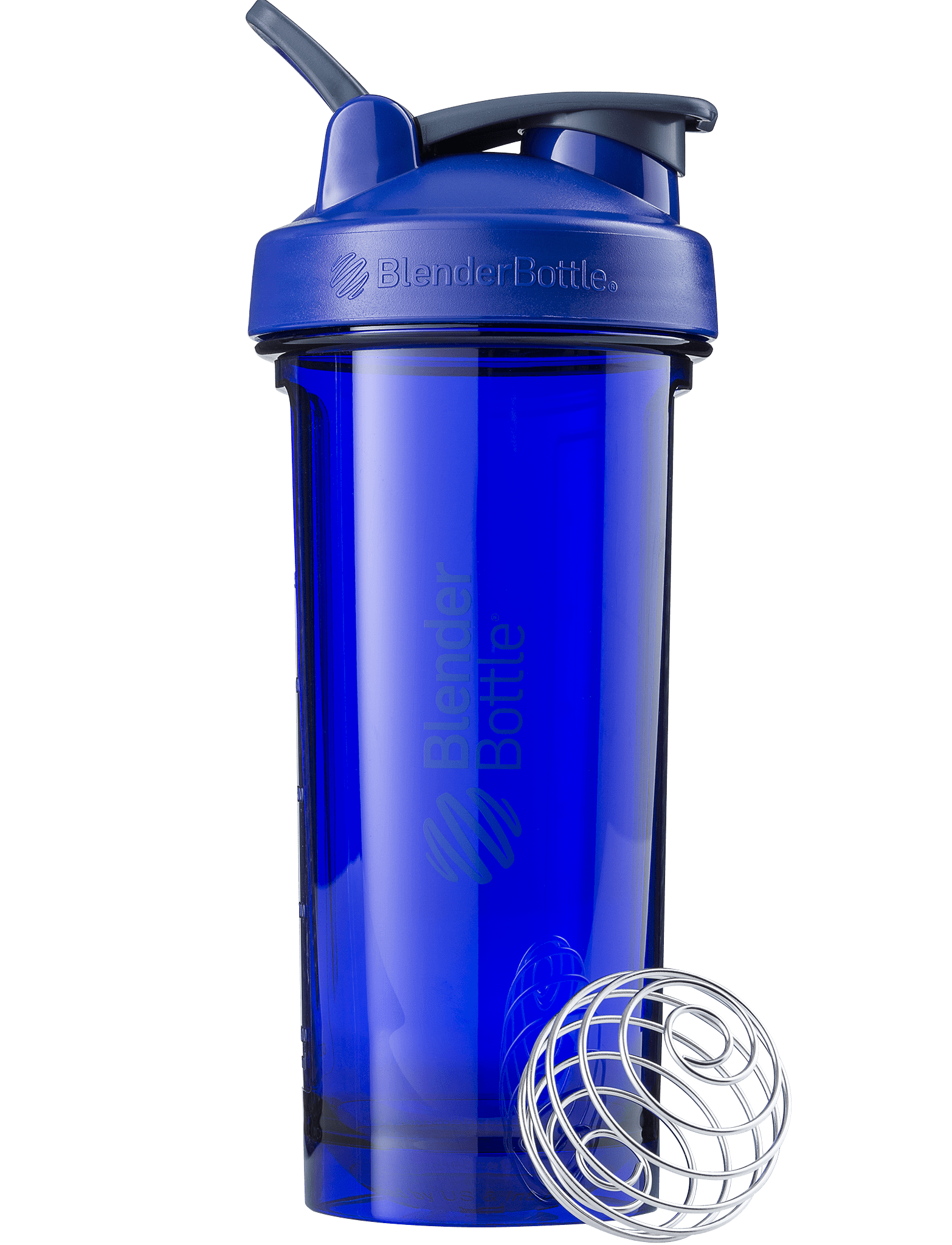 BlenderBottle Pro Series 28oz Shaker Cup Jet - Walmart.com ...