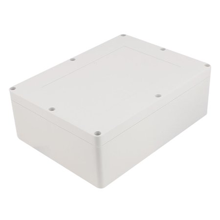 Outdoor Plastic Project Enclosure Case DIY Electronic Wiring Junction Box ()