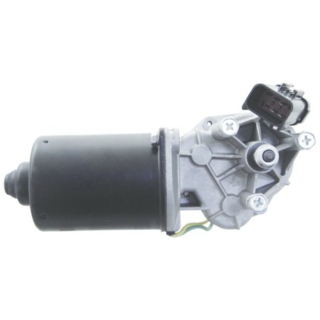 NEW FRONT WIPER MOTOR FIT JEEP CHEROKEE LIMITED SPORT UTILITY 2000-01 55155297AB - Jeep Wiper Motors