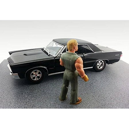 Musclemen Buff Daddy Figure for 1:18 Diecast Car Models by American Diorama - image 3 of 4