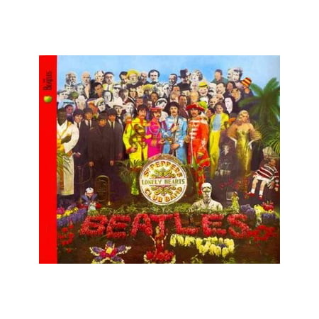 SGT Pepper's Lonely Hearts Club Band (CD) (Remaster) (Limited Edition) (Sgt Peppers Lonely Hearts Club Band Super Deluxe)
