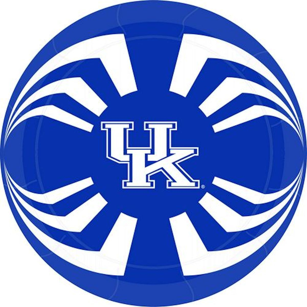 "Kentucky Wildcats 9"" Paper Plates"
