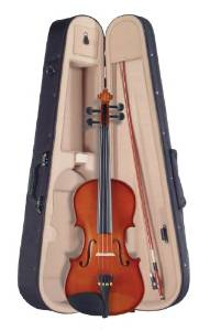 Palatino VN-350-1 4 Campus Violin Outfit, 1 4 Size Multi-Colored by Palatino