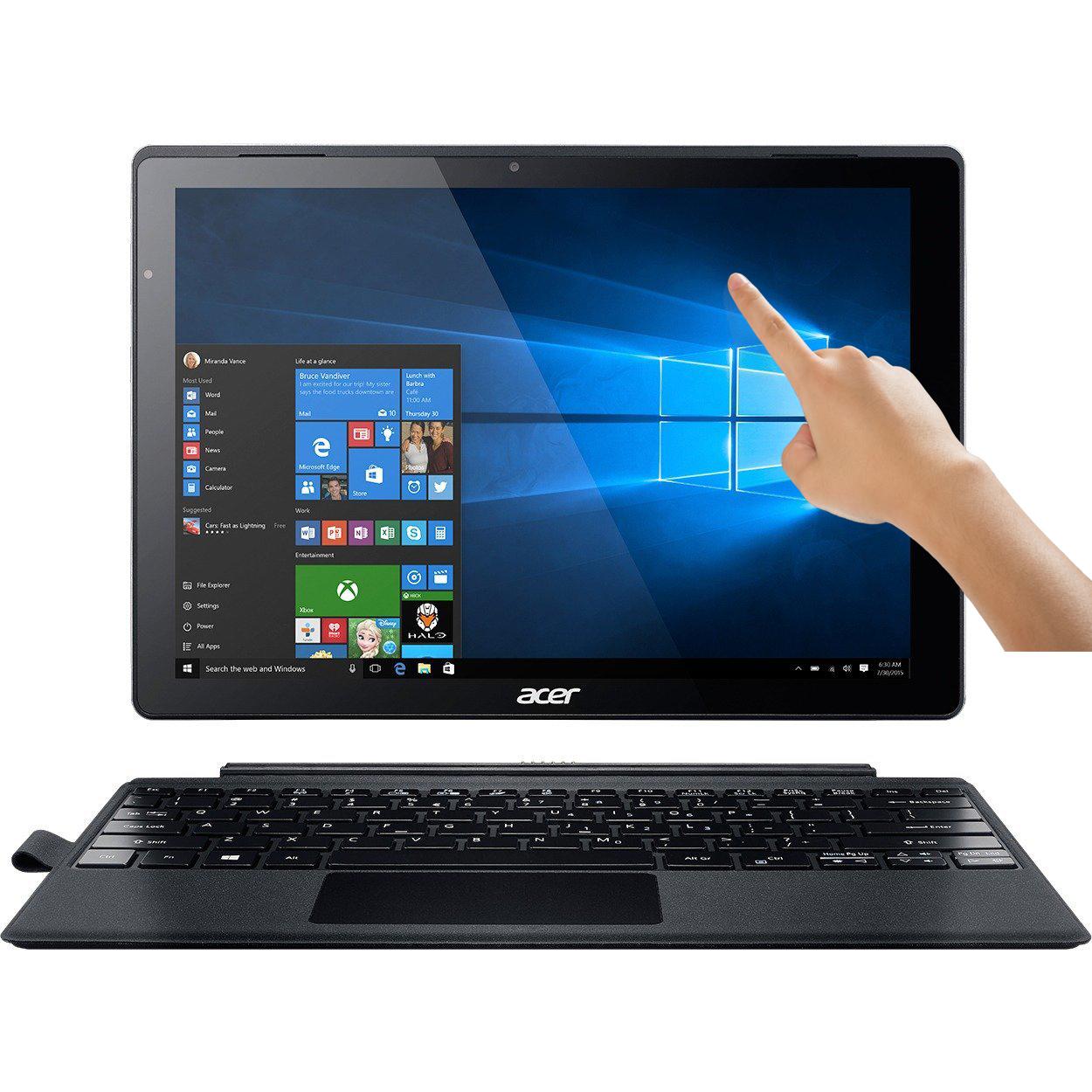 Acer Aspire Switch Alpha 12 Touch Core i5-6200U Dual-Core...