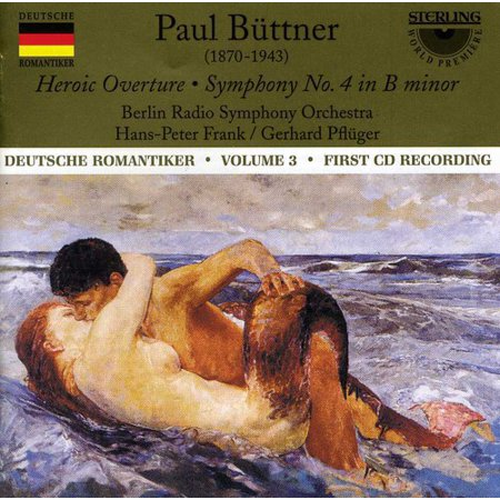 Heroic Overture / Symphony 4 in B minor (Borodin Symphony No 2 In B Minor)