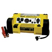 STANLEY 900/450 Amp Professional Power Station w/ 500 watt inverter (PPRH5)