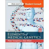 Emery's Elements of Medical Genetics (Paperback)