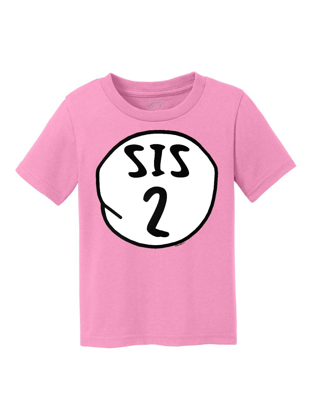 Youth Sis 2 Thing Short-Sleeve T-Shirt