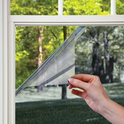 "Gila Bulk Roll Privacy Control Mirror Window Film, 36"" x 100'"