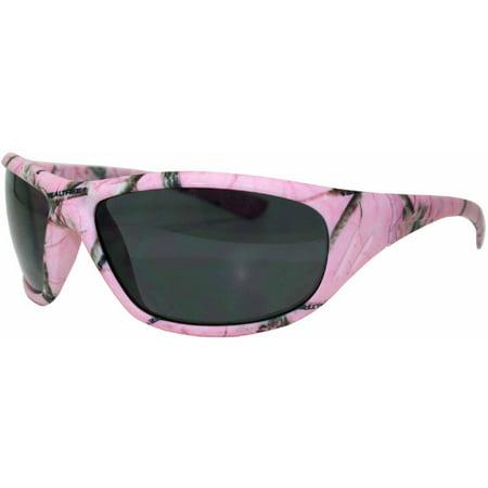RealTree Pink Camo Delta Polar - Palm Tree Sunglasses