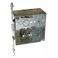 RACO 241 Electrical Box,Square,30.3 cu. in.