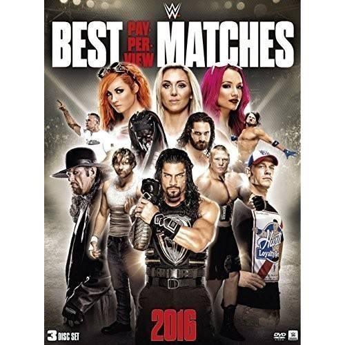 WWE: Best PPV Matches Of 2016 by WARNER HOME VIDEO