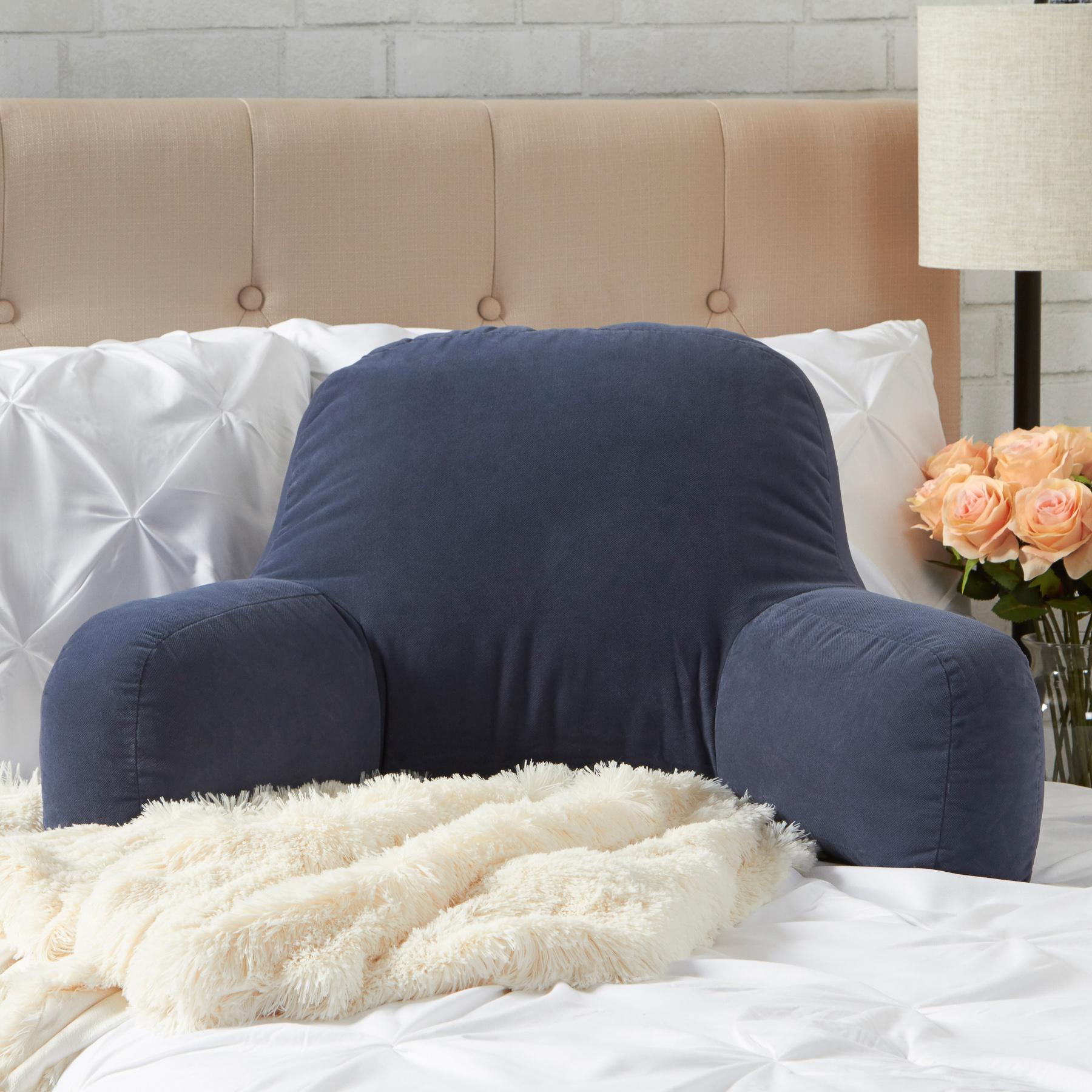 Hyatt 28 x 17 in. Bed Rest Pillow