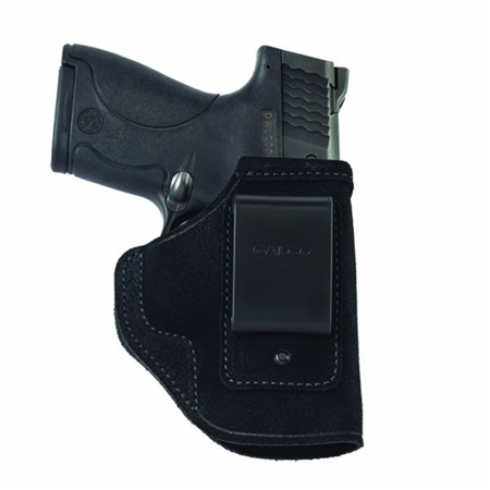 Galco STO227B Stow-N-Go Inside The Pants Fits Glock 19 Steerhide Center Cut