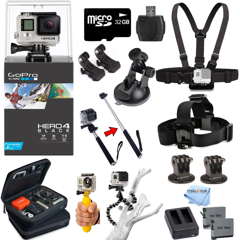 UNASSIGNED GoPro HERO4 Black Edition All In 1 PRO Accesso...