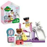 LEGO Duplo Town Bedroom 10926 Building Play Set