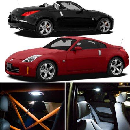 2003 2008 nissan 350z interior light kit license plate. Black Bedroom Furniture Sets. Home Design Ideas