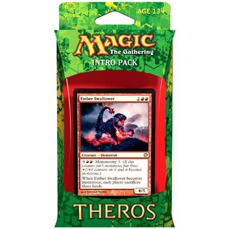 Intro Pak (MtG Theros Blazing Beasts of Myth Intro Pack )