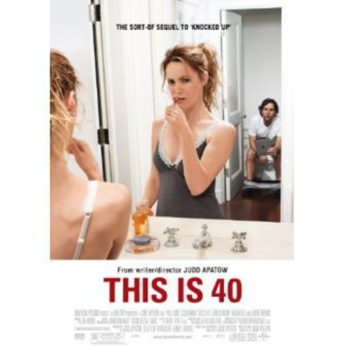 This Is 40 (With INSTAWATCH) (Anamorphic Widescreen)