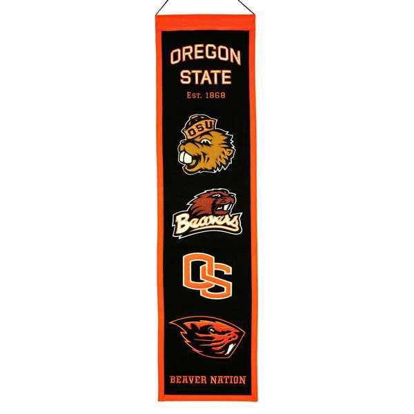 NCAA Heritage Banner, Oregon State Beavers